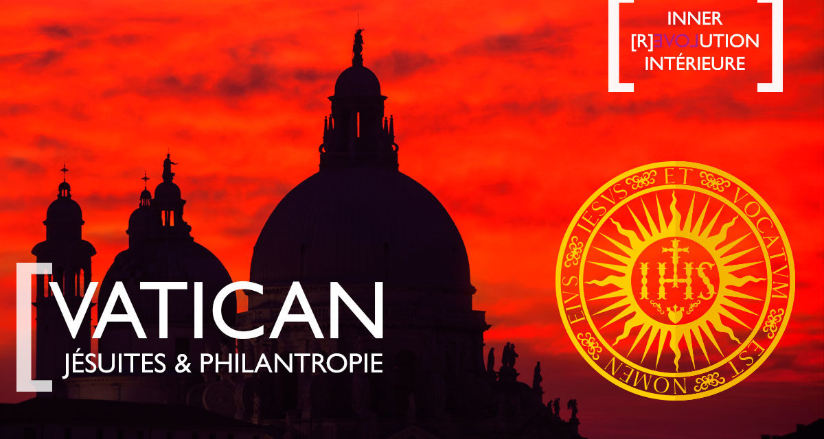 Vatican, jésuites et philanthropie