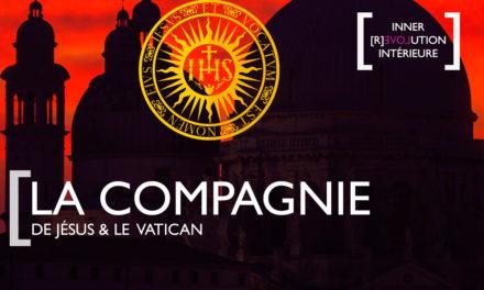 La Compagnie de jésus et le vatican